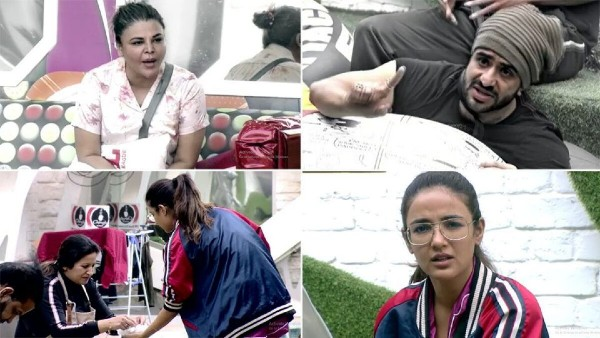 Bigg Boss 14: Aly Goni Vows To 'Torture' Rakhi Sawant, Calls Her 'Pagal Aurat' In An Ugly War Of Words