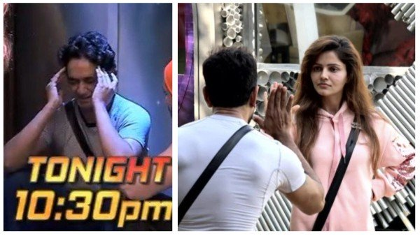 Bigg Boss 14 January 14 Highlights: Vikas Leaves The House Due To Health Reasons; Eijaz-Rubina Lock Horns