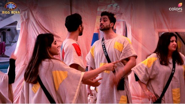 Bigg Boss 14 January 21 Highlights: Aly And Abhinav Engage In War Of Words, Rakhi Gets Punished