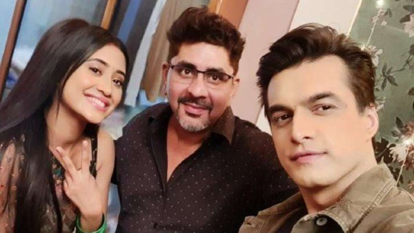 Star Plus' Yeh Rishta Kya Kehlata Hai Completes 12 Years, Producer Rajan Shahi Thanks Audience For Their Love