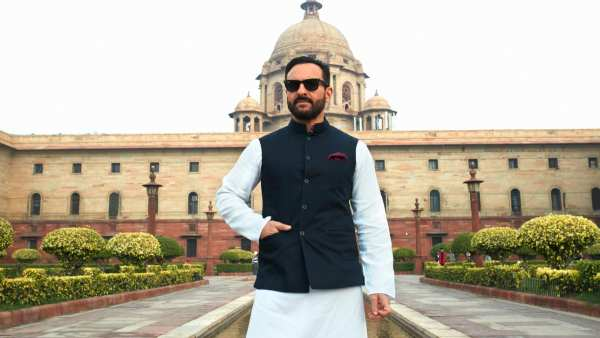 Tandav: Saif Ali Khan Says Samar Pratap Singh Is 'Fascinating' & 'Worth Leaving Home For'
