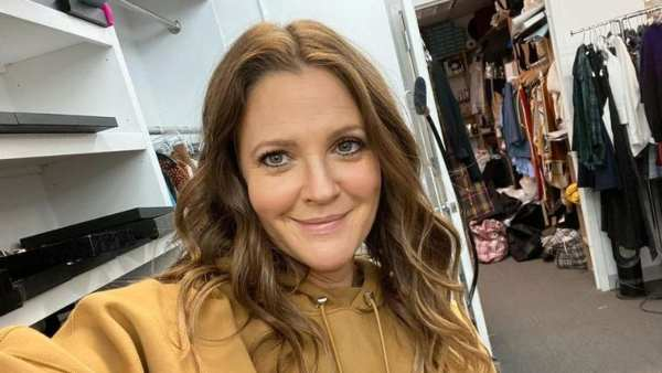 Drew Barrymore Recalls Being In A 'Psychiatric Ward' At 13, Says She Was So Angry She 'Couldn't See Straight'