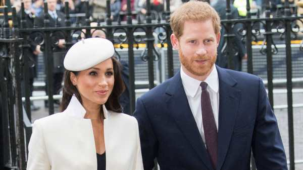 Meghan Markle Reveals Buckingham Palace Is Behind The Name Change On Archie's Birth Certificate