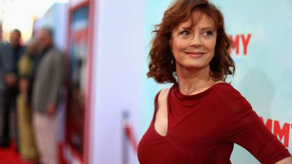 Susan Sarandon Shows Support For Farmers' Protest In India