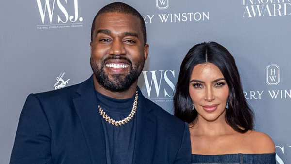 Here's How Kim Kardashian & Kanye West Are Moving On
