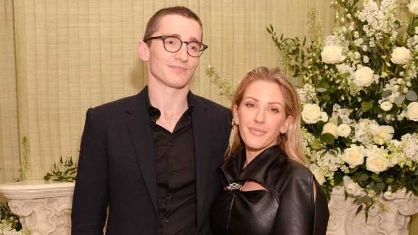 Ellie Goulding & Husband Caspar Jopling Welcome Their First Child