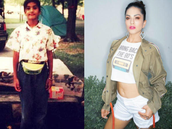 हैप्पी बर्थडे सनी लियोन, सनी लियोन की अनदेखी तस्वीरें | Happy Birthday Sunny Leone, See Her Unseen and Rare Pictures