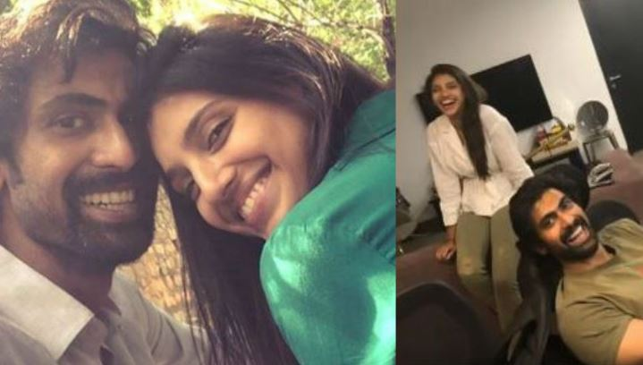 A day after engagement, another lovely pic of Rana Daggubati and Miheeka Bajaj takes over internet