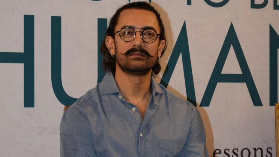 Aamir Khan 'devastated'  after longtime assistant Amos dies of heart attack