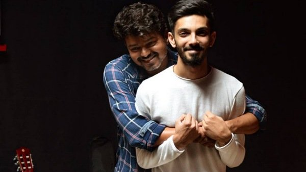 Anirudh Ravichander Says 'Lockdown Has Come At The Right Time' For Vijay's Master!