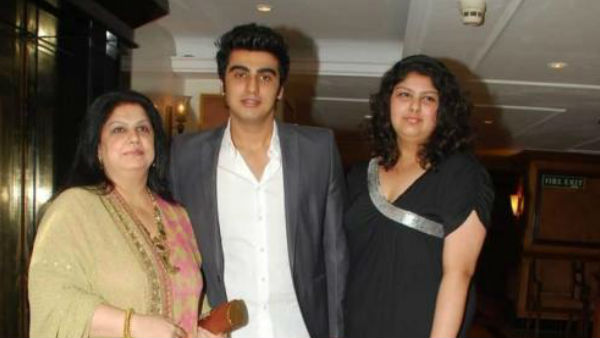 Arjun Kapoor On His Mother Demise| It Hurts Me Everyday