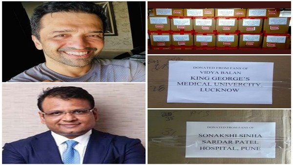 Atul Kasbekar & Manish Mundra Unite B-Town Celebs To Produce PPE Kits For Frontline Workers