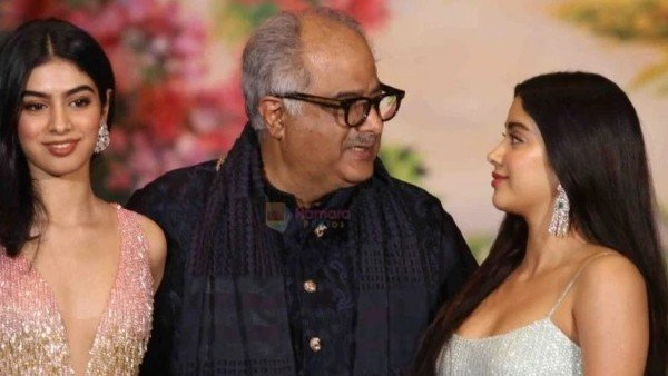 Boney Kapoor's House Help Tests Positive For COVID-19; Producer Says He & His Children Are All Fine