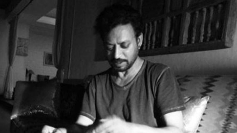 Candid pic of Irrfan Khan is making the internet emotional again, courtesy son Babil