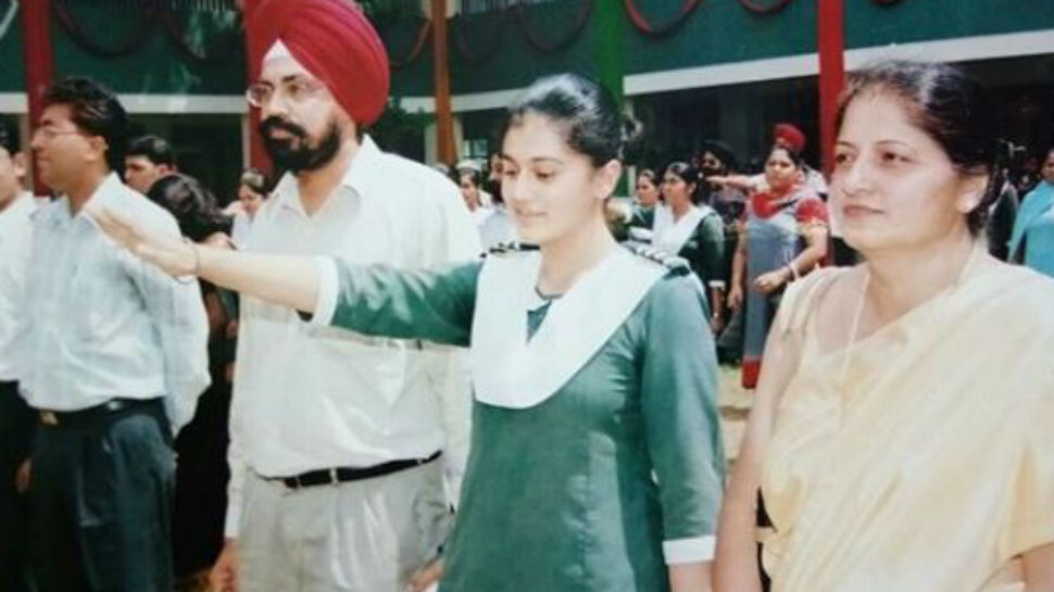 Did you know Taapsee Pannu is dating a badminton player? See their pics
