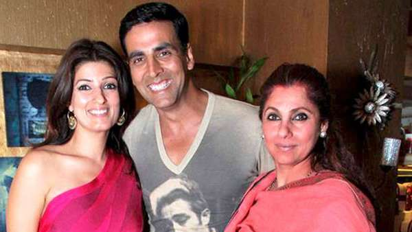 Dimple Kapadia Thought Akshay Kumar Was Gay When He Asked For Twinkle's Hand In Marriage