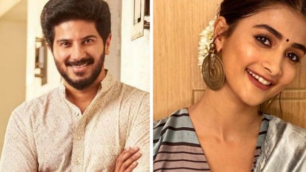 Dulquer Salmaan To Romance Pooja Hegde In His Tollywood Comeback Movie, After Mahanati