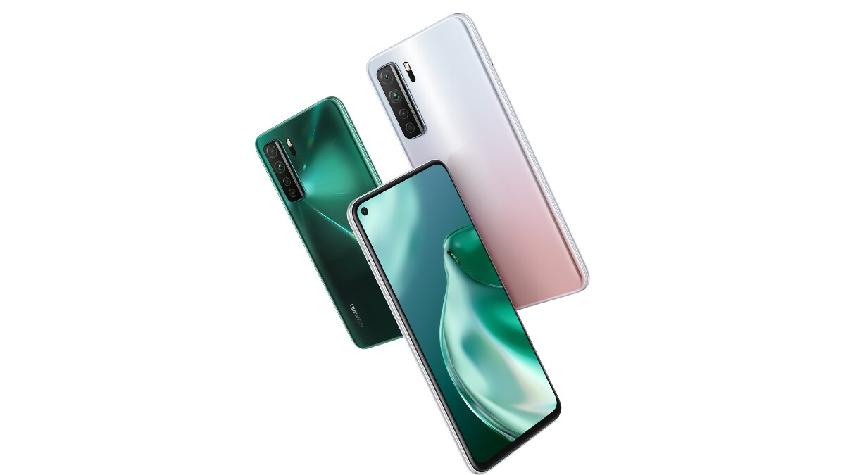 Huawei P40 Lite 5G With Kirin 820 SoC, 64-Megapixel Main Camera Launched: Price, Specifications