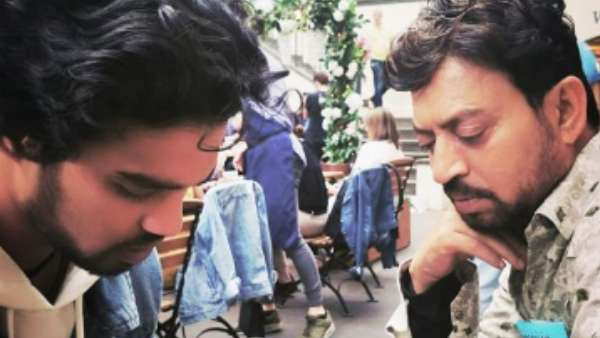 Irrfan Khan's 5 Precious Moments Shared By Actor's Son Babil On Instagram