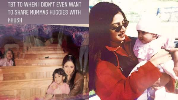 Janhvi Kapoor Remembers Mother Sridevi, Says She Did Not Want To Share Mom's Hugs With Khushi
