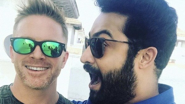 Jr NTR Fans To Get A Surprise From Fitness Trainer Lloyd Stevens; Is It Something Related To RRR?