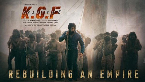 KGF: Chapter 2 Satellite Rights Sold For A Mammoth Amount Of Rs 120 Crore