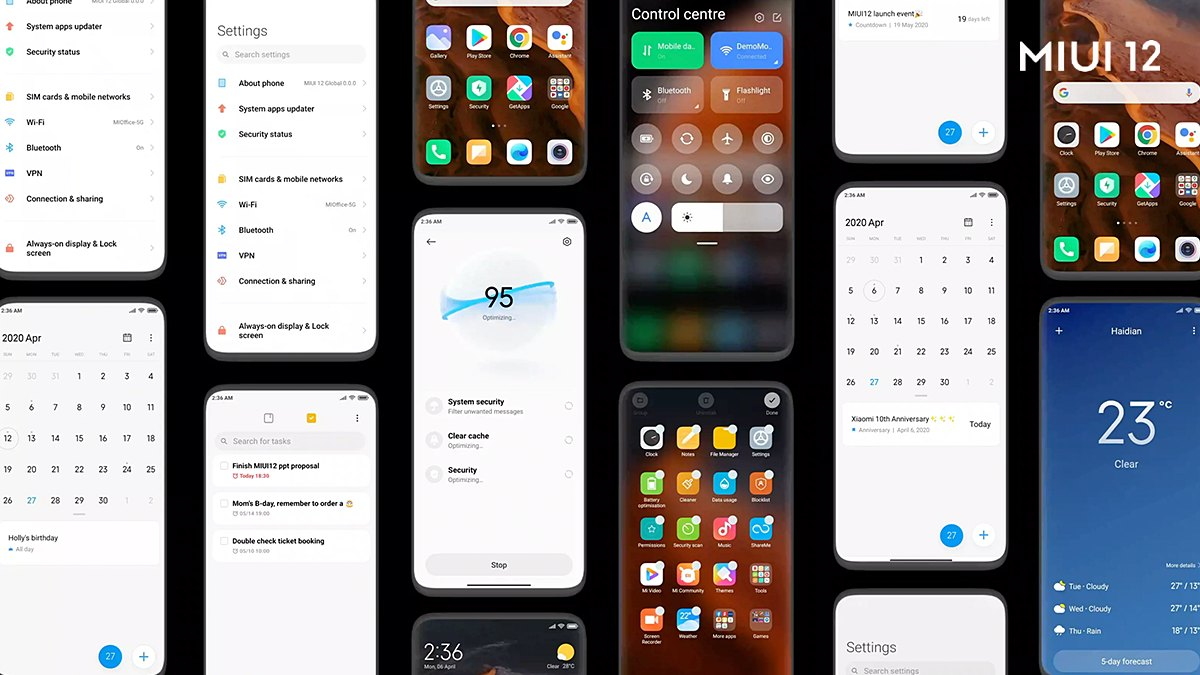 MIUI 12: Top 6 Features Coming to the Custom Android ROM in June