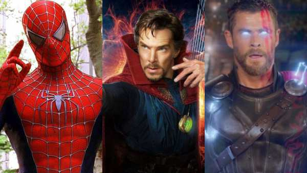 Marvel Shifts Release Dates Of Spider-Man 3, Doctor Strange 2 And Thor: Love and Thunder