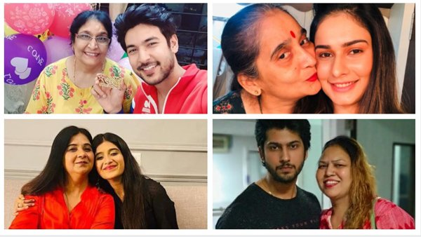 Mother's Day 2020: Shivin Narang, Namish Taneja & Other TV Actors Thank Their Mothers For Being True Warriors