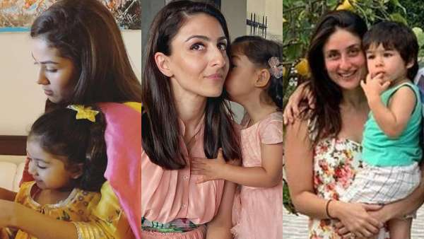 Mother's Day 2020: From Mira Rajput To Kareena Kapoor, Meet B-Towns' Coolest Moms