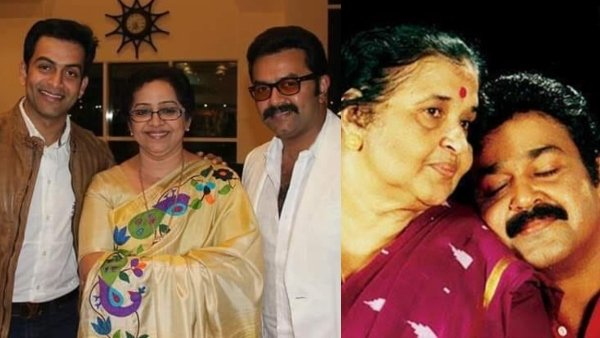 Mothers Day 2020: Here's How Mohanlal, Prithviraj, Indrajith, & So On Wished The Mothers!