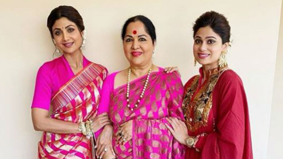 Mother's Day 2020: Mom is an 'incredible example of strength, dignity, ethics and love', says Shilpa Shetty