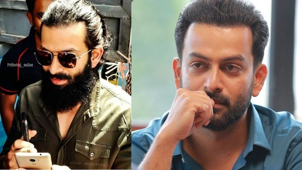 Prithviraj Sukumaran To Get Back In To Shape: Sets Up A Mini Gym In His Quarantine Room!