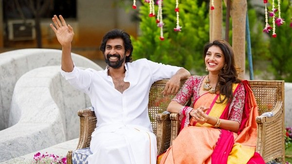 Rana Daggubati And Miheeka Bajaj Gets Engaged; Here Are The Adorable Pictures
