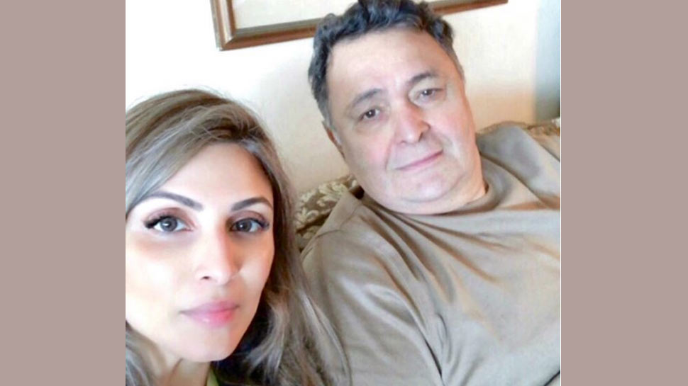 Riddhima Kapoor Sahni posts 'love you always papa' with a pic of Rishi Kapoor, says 'legacy will live on'