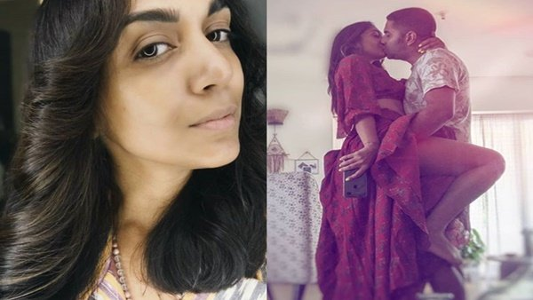 Shveta Salve's Passionate Kiss With Hubby Hermit Sethi Takes The Internet By Storm