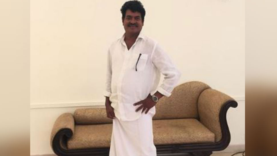 Telugu actor Sivaji Raja hospitalised after heart attack, stable now