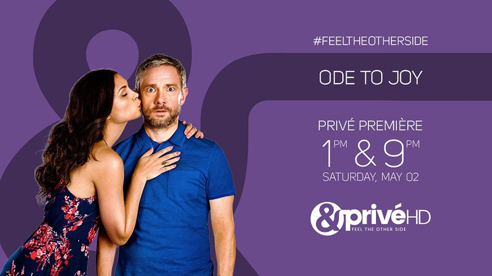 The heart-warming romantic comedy 'Ode to Joy' premieres on &PrivéHD