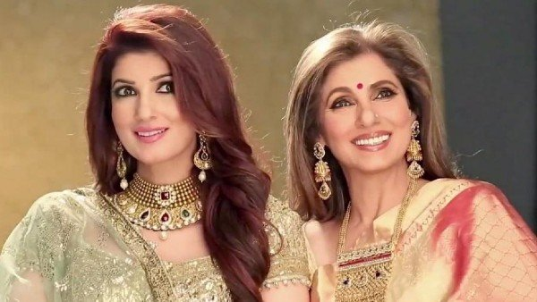 Twinkle Khanna On Her Messy Equation With Mom Dimple: Her Criticism, Even Light-Hearted, Would Sting