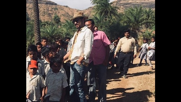 When Irrfan Khan Mingled With School Kids At His Farmhouse: Actor's Son Shares Priceless Memories